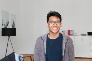 Miguel Bitoon UI/UX Designer Synthetic Data Company