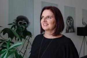 Sabine Klisch VP Global Marketing Synthetic Data Company