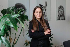 Daniela Ciucur Senior Full Stack Developer Synthetic Data Company